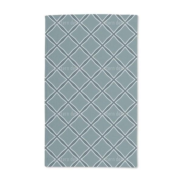 Loose Netting Hand Towel (Set of 2)