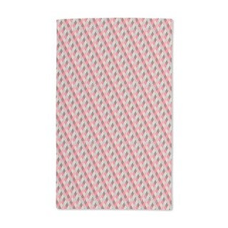 Checks Downhill Hand Towel (Set of 2)