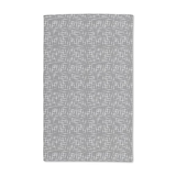 Textus 3D Hand Towel (Set of 2)
