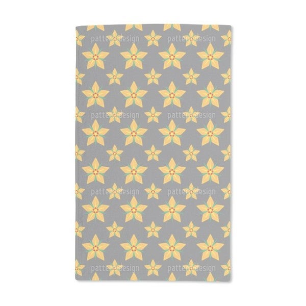 Starflowers Hand Towel (Set of 2)