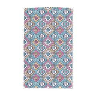 Folded Squares Hand Towel (Set of 2)