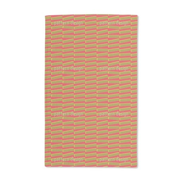 Interference Hand Towel (Set of 2)