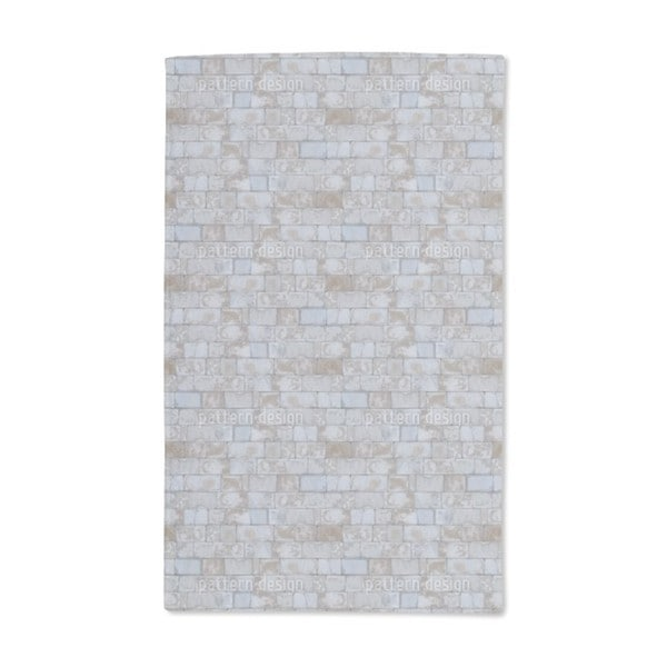 Brickwall Hand Towel (Set of 2)