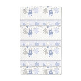 Tommy's Mum Has Laundry Day Hand Towel (Set of 2)
