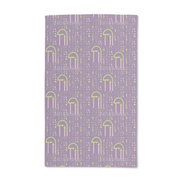 Numerus Clausus Hand Towel (Set of 2)