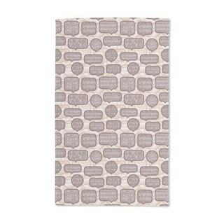 Balderdash in the Coffee Shop Hand Towel (Set of 2)