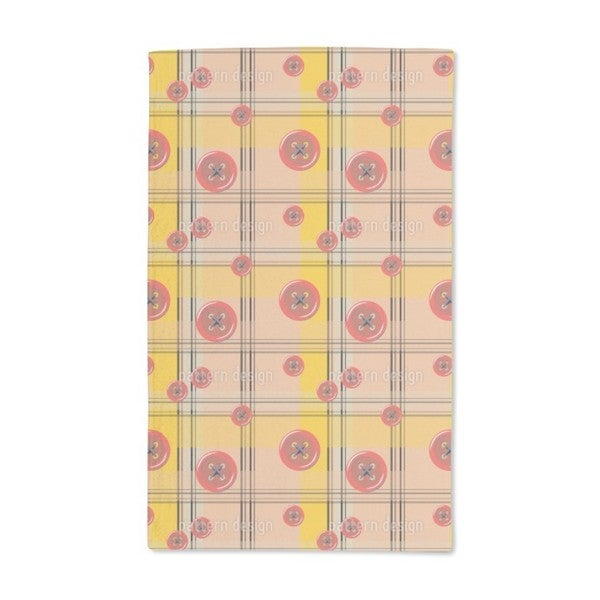 Do It Yourself Hand Towel (Set of 2)