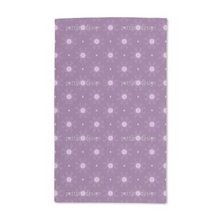 About Stars and Dots Hand Towel (Set of 2)