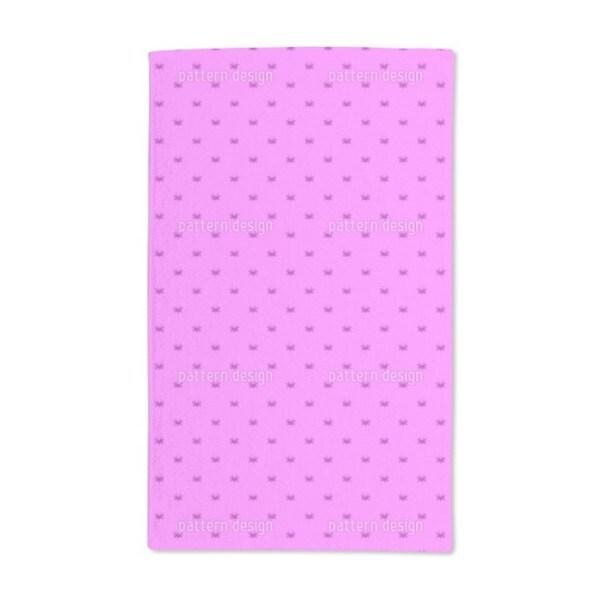 Fine Gothic Hand Towel (Set of 2)