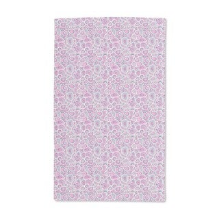 Candy Variations Hand Towel (Set of 2)