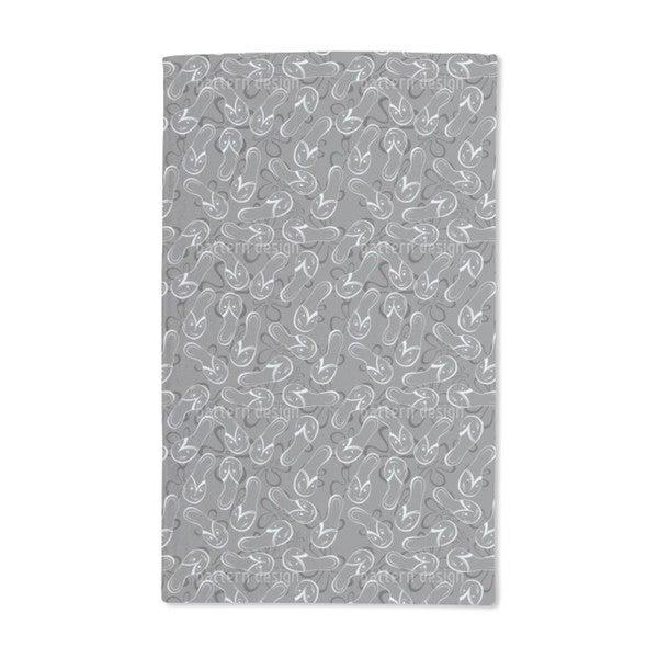 Flip Flop Fun Hand Towel (Set of 2)