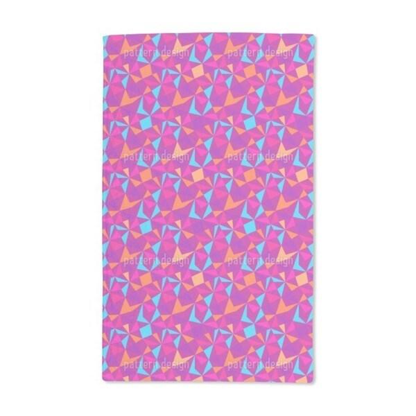 Pop Mosaic Hand Towel (Set of 2)
