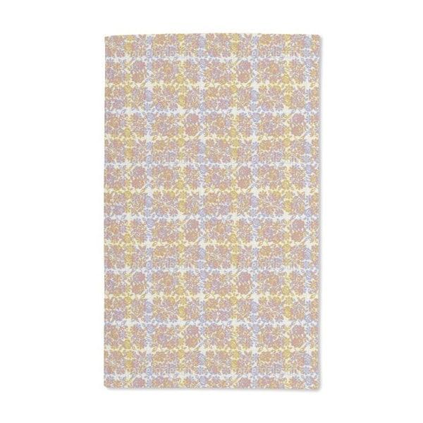 Pixel Roses Hand Towel (Set of 2)