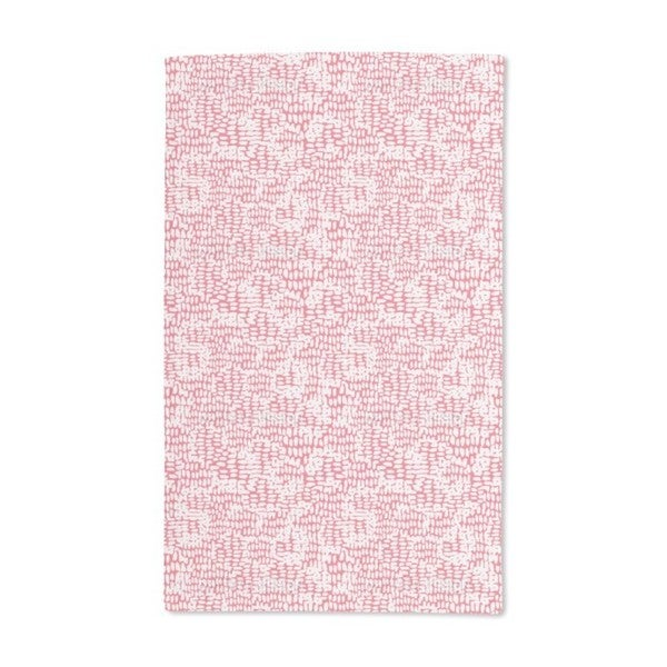 Rough Or Tender Hand Towel (Set of 2)