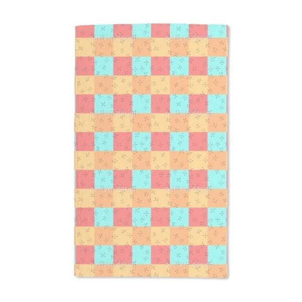 Little Crosses Hand Towel (Set of 2)