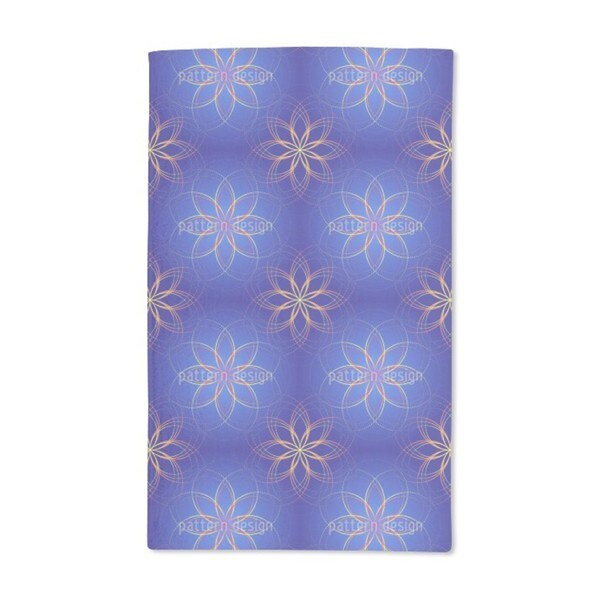 Twinkling Stars Hand Towel (Set of 2)