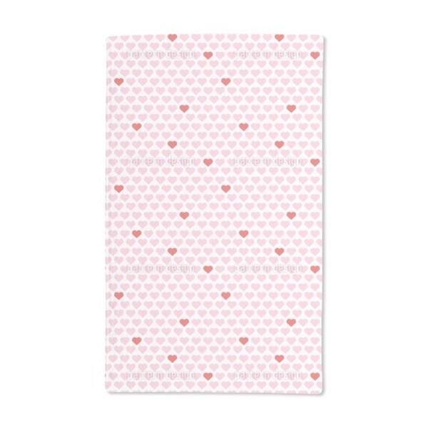 My Valentine Heart Hand Towel (Set of 2)
