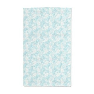 Floating Paisley Hand Towel (Set of 2)