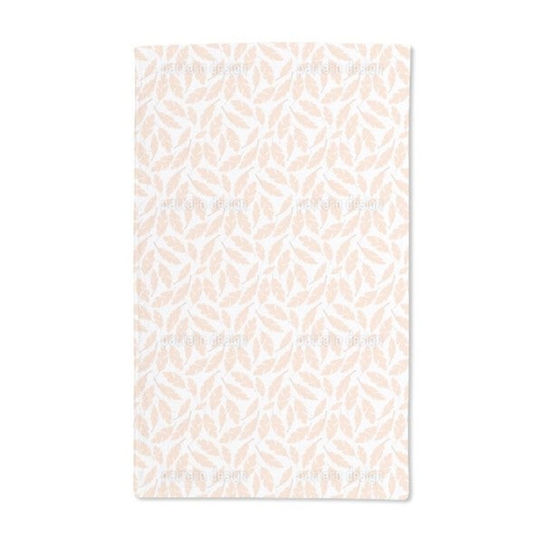 Pillow Feathers Hand Towel (Set of 2)