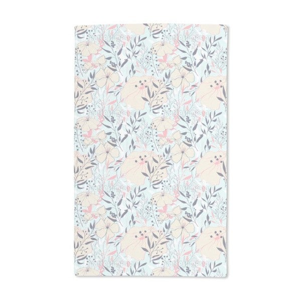 Beauty of Nature Hand Towel (Set of 2)