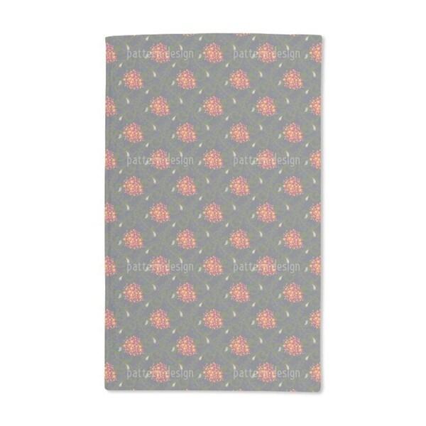 Bohemian Flower Dream Hand Towel (Set of 2)