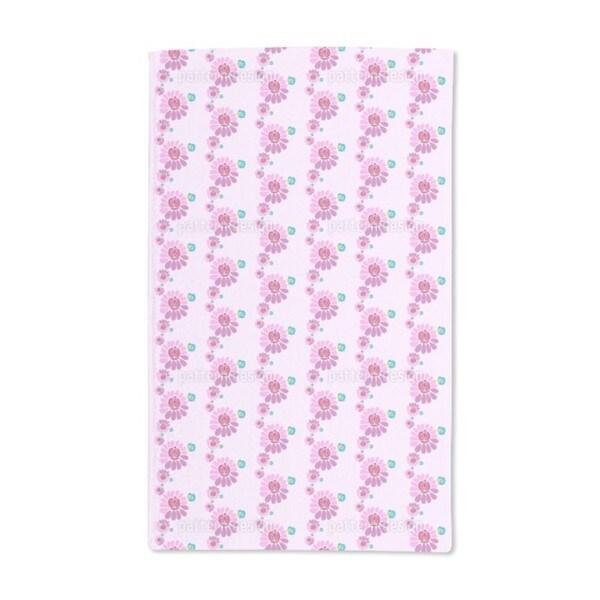 Darling Flowers Hand Towel (Set of 2)