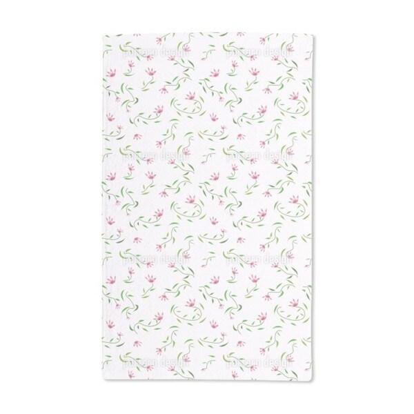 Magic Spring Hand Towel (Set of 2)