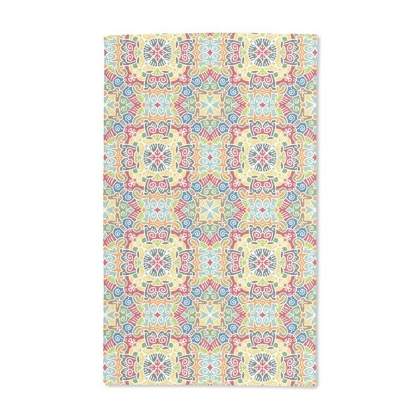 Center of Arabia Hand Towel (Set of 2)