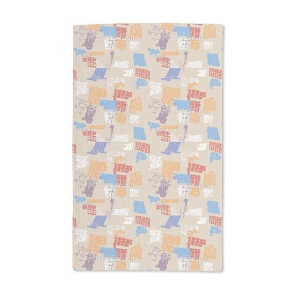 The Painters Hand Towel (Set of 2)