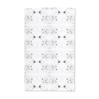 Symmetry in Dotted Chaos Hand Towel (Set of 2)