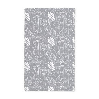 Dewy Grey Uni Hand Towel (Set of 2)