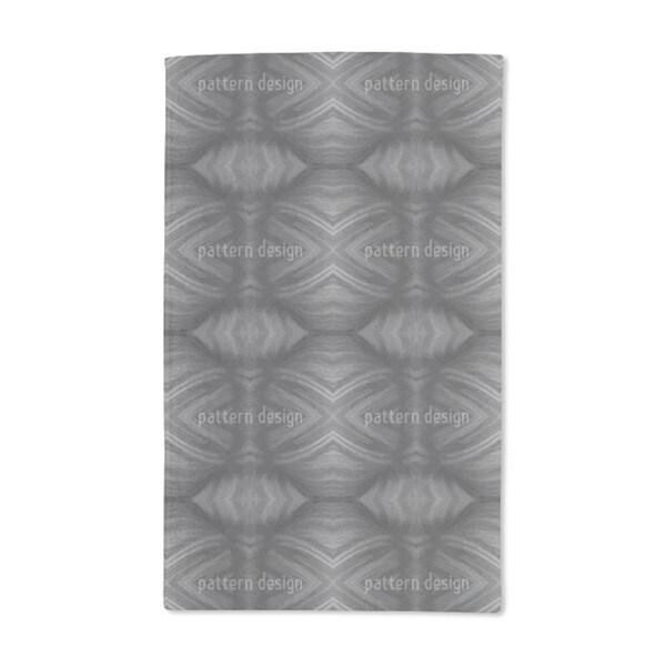 Voodoo Grey Hand Towel (Set of 2)