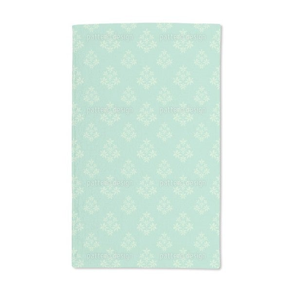 Delicate Star Bouquet Hand Towel (Set of 2)