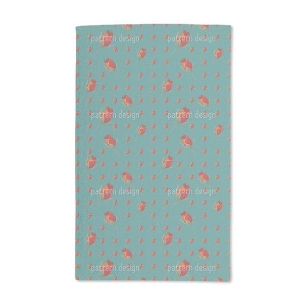 Rosebud Hand Towel (Set of 2)