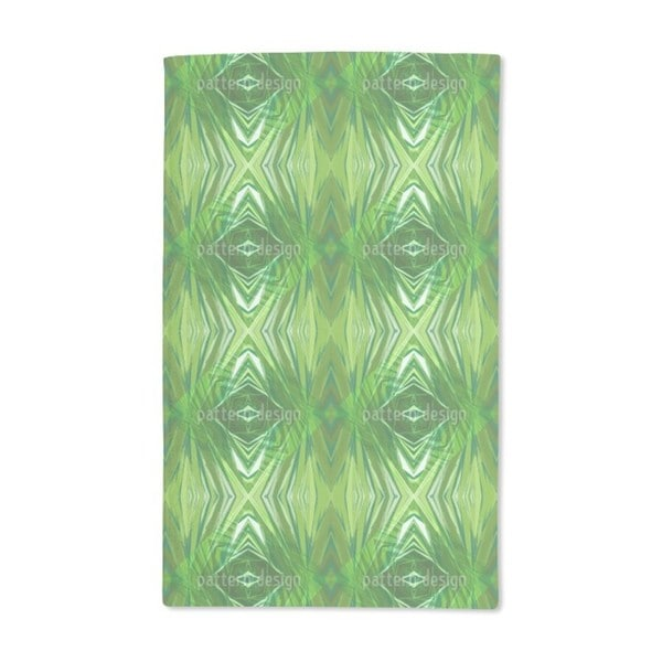 Crystal Jungle Hand Towel (Set of 2)
