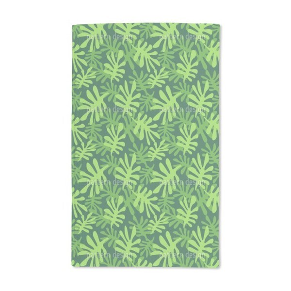 Chlorophyll Hand Towel (Set of 2)