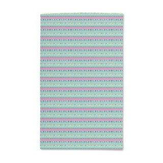 The Streets of Lima Hand Towel (Set of 2)