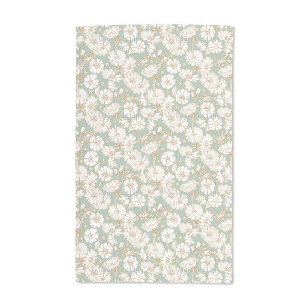 Chicory and Bladder Campion Hand Towel (Set of 2)