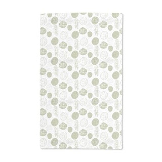 Green Light Hand Towel (Set of 2)