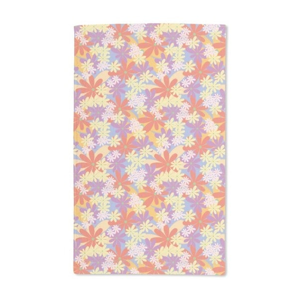The Power of Flowers Hand Towel (Set of 2)