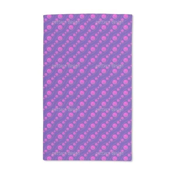 Tri Strings Hand Towel (Set of 2)