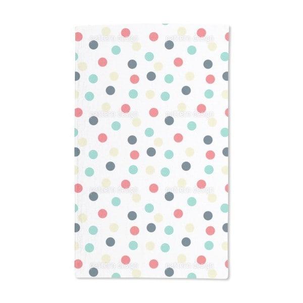 Dot Reef Hand Towel (Set of 2)