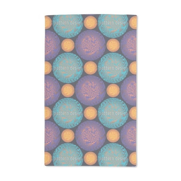 Planetopia Hand Towel (Set of 2)