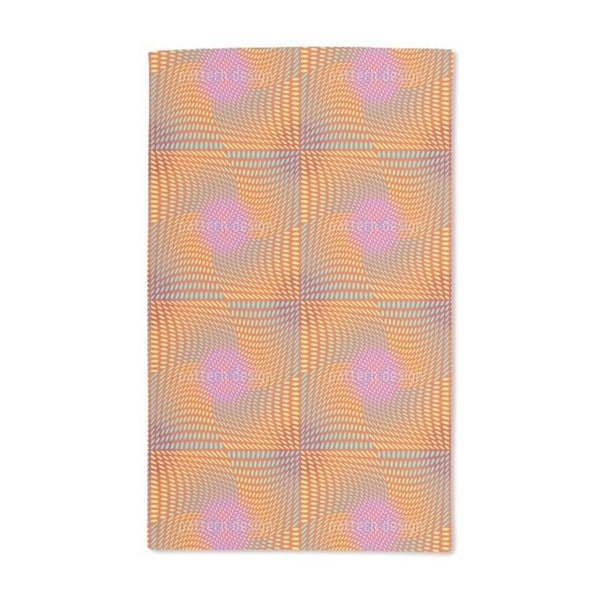 Visual Hype Hand Towel (Set of 2)