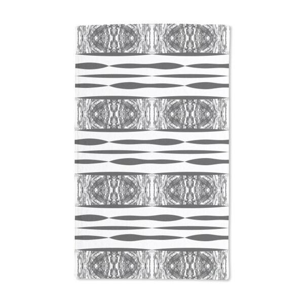 Zebra Stripes in Africa Hand Towel (Set of 2)