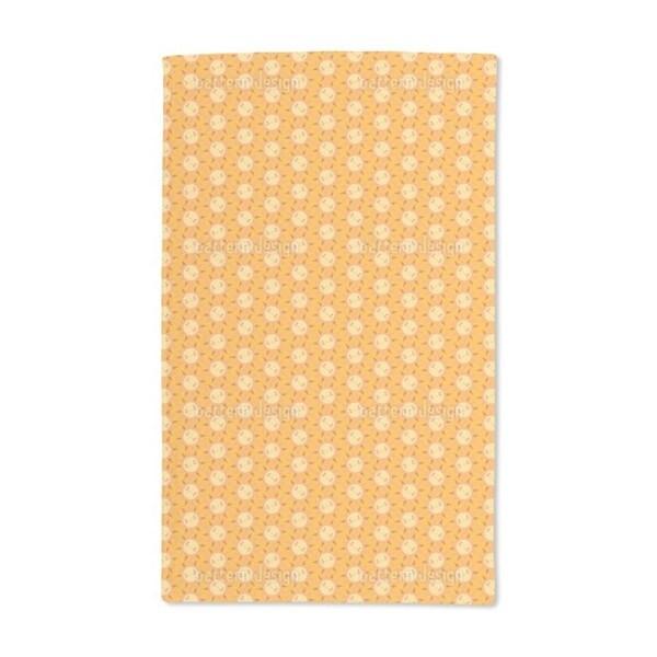 Sunny Funny Hand Towel (Set of 2)