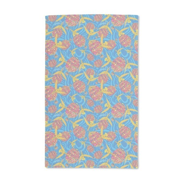 Faberge Adventures Hand Towel (Set of 2)