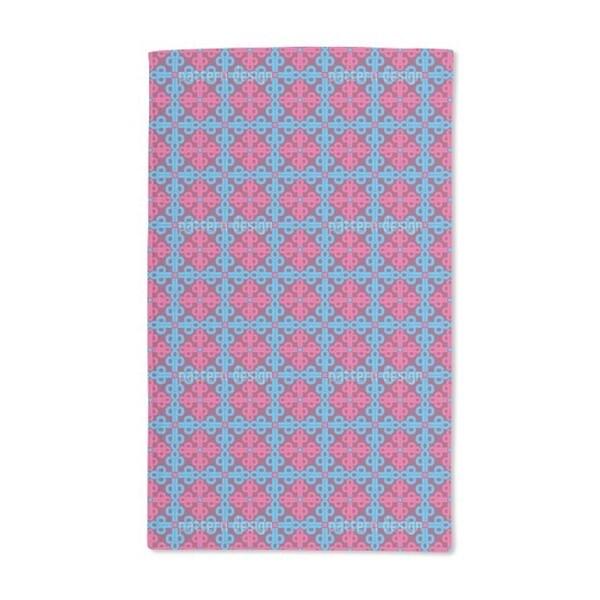 Pop Cross Hand Towel (Set of 2)