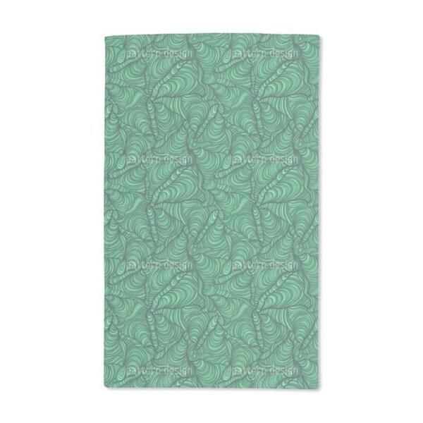 Fresh Pasta Squares Hand Towel (Set of 2)