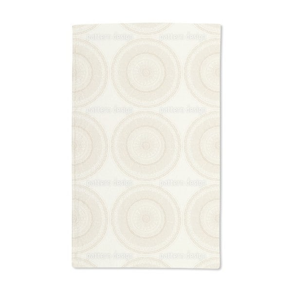 Aztec Mandala Hand Towel (Set of 2)
